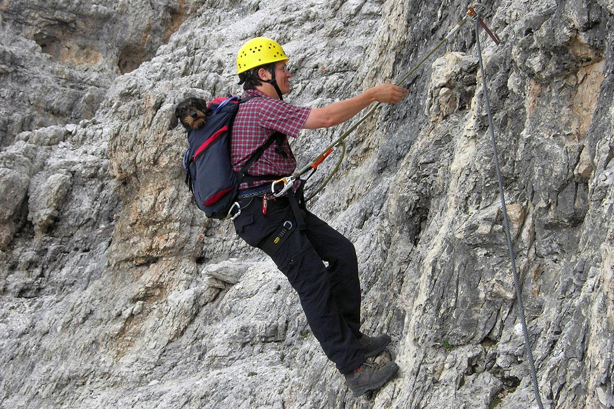 Klettersteig Equipment : Klettersteig kurse im zillertal